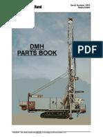 Manual de Partes perforadora dmh