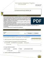 Encuesta del Colchón Ortopédico Plegable COLCHOSOM (1)