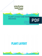 Plant Layout and Isometric