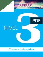 NIVEL 3 - Creando Mis Sueños