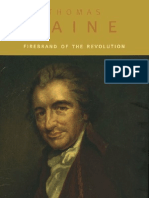 Harvey J Kaye - Thomas Paine Firebrand of the Revolution