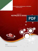 NUTRIÇÃO E IDOSO II
