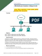 Laboratorio_Wireshark_Packet Tracer
