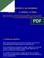 Cap  2   EL  U y la Tierra PDF