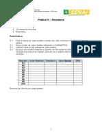 exercícios fundamentos eletrotecnica