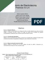 Presentacion II. Lab. Electrotecnia.pptx