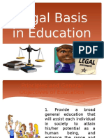 2Legal Basis