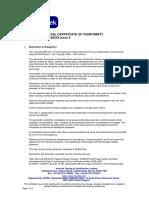 Annex to IECEx ITS 14.0025X Issue 0
