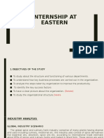LIJIYA EASTERN INTERNSHIP PPT (1)