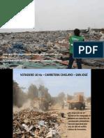 zonas de desechos de contruccion