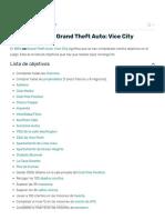 100% de Grand Theft Auto_ Vice City _ Grand Theft Encyclopedia _ Fandom