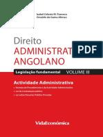 Livro - Direito Administrativos Angolanos