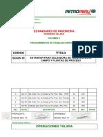 SI3-05-19 Estándar para Soldaduras de Tuberías en el campo y plantas de proceso.pdf