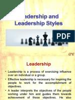 1.5 Leadership