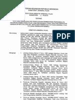 PER - 53.PJ.2010 Tata Cara Pengajuan Dan ian an an Kelebihan Pembayaran Pajak Yang Seharusnya Tidak Terutang......