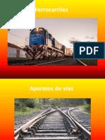 Clase de Aparatos de vías, Señales y Haces