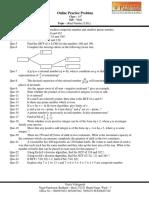 OPP-1 ,Math Real No,HCF,LCM/EDL