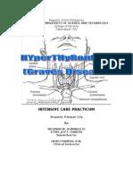 Hyperthyroidism case