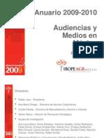 Anuario 2009 IBOPE