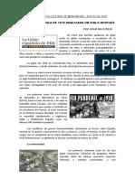 La Gripe Española de 1918 Analizada Un Siglo Después-Por Josué Solis Trejo