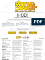 Home Power Index