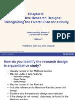 Ch. 6. Quantitative Research Designs.pptx