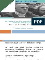 Introdução ao pensamento de Michel Foucault ppt.pptx