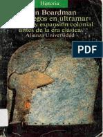 Boardman, John. - Los Griegos en Ultramar [1986].pdf