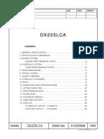 DX225LCA Spec Book