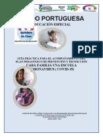 GUIA 3ER MOMENTO EDUCACION ESPECIAL ABRIL - MAYO 2020