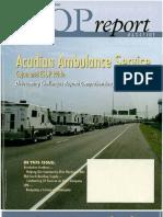 Acadian Ambulance Katrina