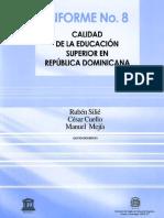 Educacion Superior Dominicana