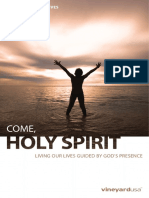 Come-Holy-Spirit-Outlines