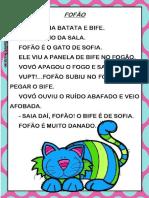TEXTINHOS ALFABETIZAÇÃO-1