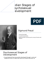Freudian Stages of Psychosexual Development