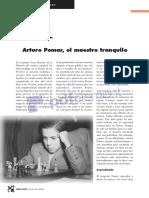Arturo Pomar el maestro tranquilo