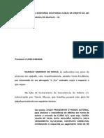 Liberação de Alvará - 201511301644