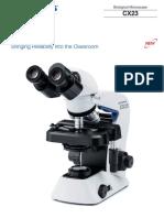 Catalogue Microscope Olympus_CX23_en.pdf