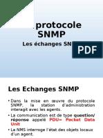 Le protocole SNMP