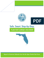 Re-Open Florida Task Force Report