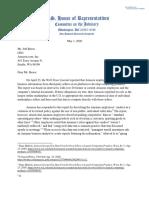 2020-05-01 Letter to Amazon Ceo Bezos