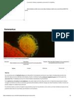 Coronavirus_ síntomas, tratamiento y prevención en CuídatePlus