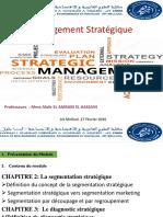 319eIt-Management Stratégique-S6-Chapitre3-Pr. EL AMRANI-2020