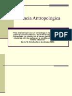 Ciencia Antropológica.power point