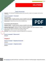 SOlution file for FR