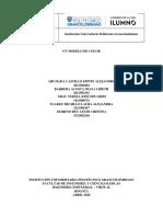 UN MODELO DE COLOR - ALGEBRA LINEAL