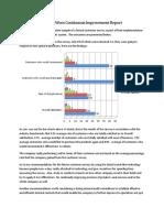 Continuous Improvement Report EDITED.docx
