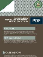 Jurnal Sinusitis Maxillaris