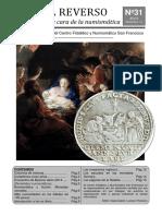 El Reverso No. 31 - Boletín Filatélico y Numismático