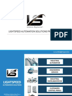 LIGHTSPEED COMPANY PROFILE